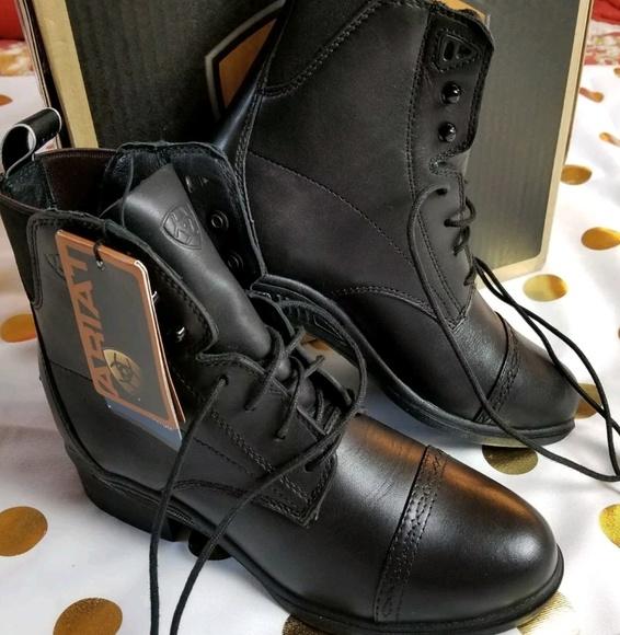 85b9f799ce965 Ariat NEW Equestrian Paddock Riding Boots Pro